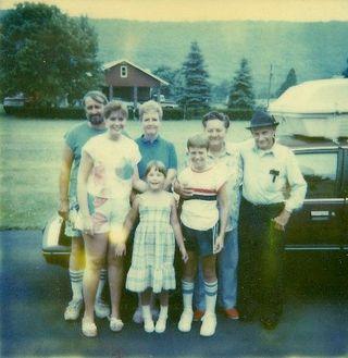Family Vacation 1985