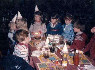 My 6th birthday party 2