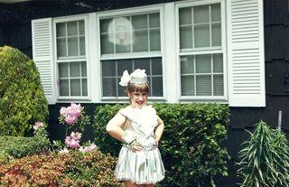 Me in my dance costume